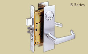 Mortise locks - B Series-ARROW
